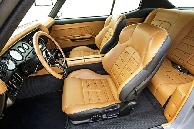 1970 Chevelle Goolsby Pro Touring Grey Ls 026 Chevrolet Chevelle Chevelle Custom Car Interior