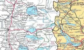 mapas de bariloche