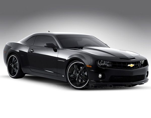 All Black Camaro I Will Have This By This Time Next Year