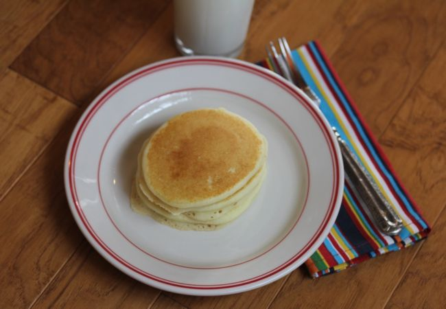 Fluffy Gluten Free Pancakes without Xanthan Gum - Lynn's Kitchen Adventures