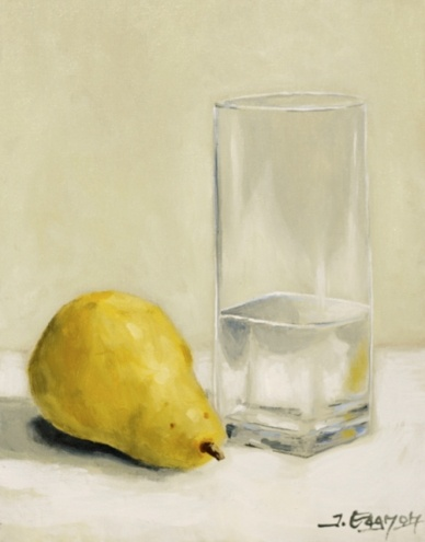 New Painting Lesson Video, painting by artist Tim Gagnon