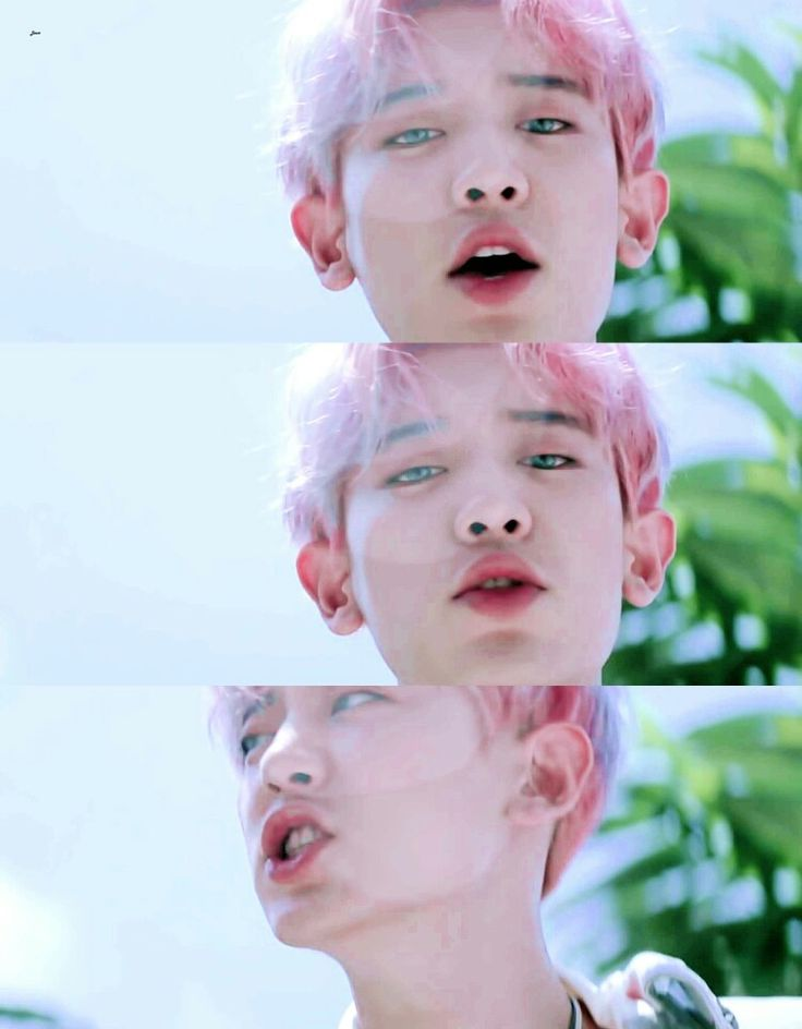 [CAP] [170718] #CHANYEOL on #EXO #KoKoBop Music Video