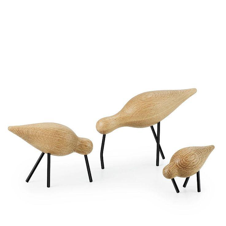 top3 by design - Normann Copenhagen - NM shorebird medium black