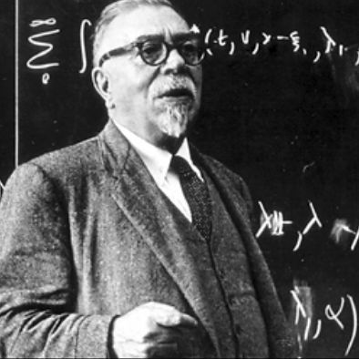 Norbert Wiener, father of Cybernetics