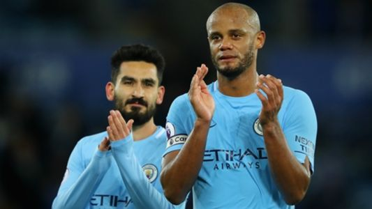 Man City team news:Kompany starts in Basel as Sane returns to the bench