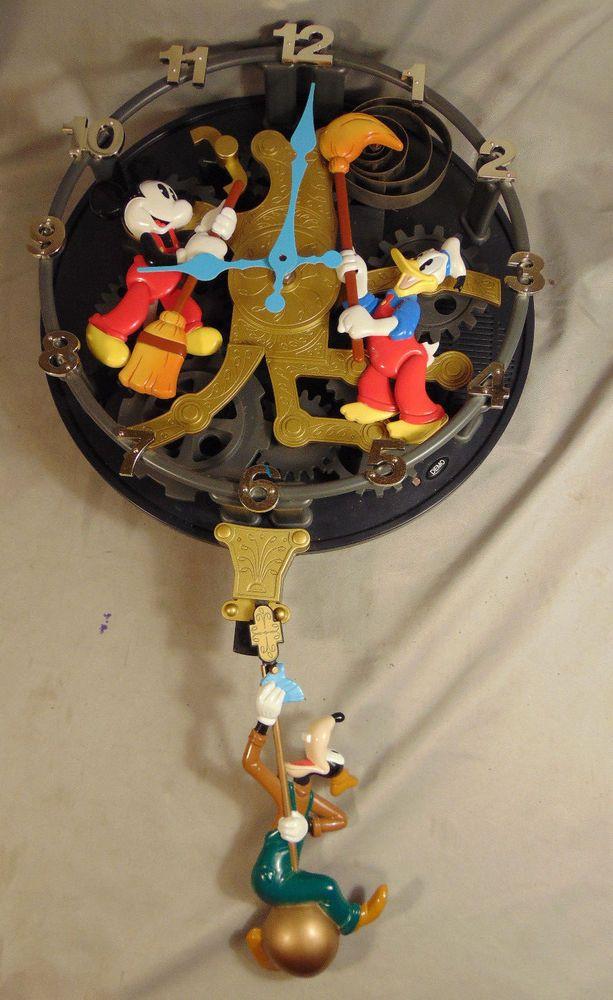 Best 25 Mickey Mouse Clock Ideas On Pinterest Disney