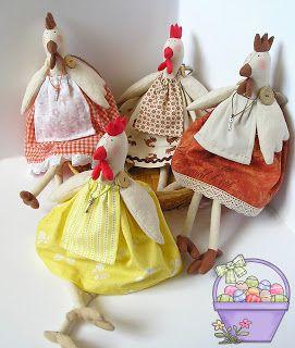Мое хобби - шить: Пасхальный заказ