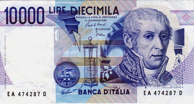 Italian Lira | italy 5000 5000 italian lire vincenzo bellini