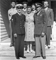 The last photo taken of the Zamperini family before Louie went off to war