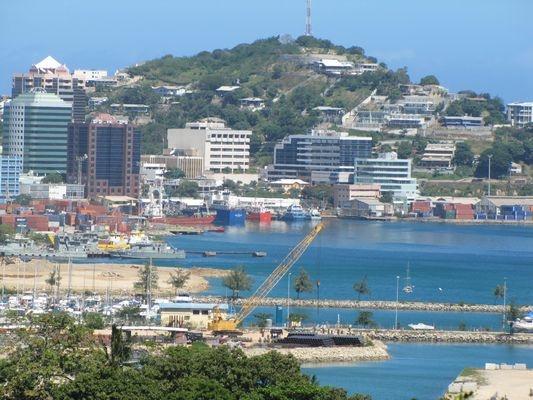 Port Moresby, Papua New Guinea, via Flickr.