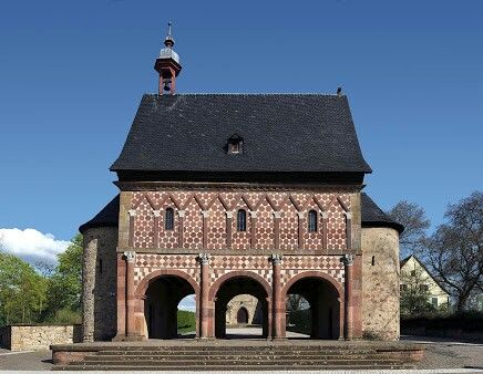 KLOSTER LORSCH GERMANY UNESCO WORLD HERİTAGE LİST