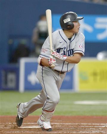 Mitsugu Ishikawa (Saitama Seibu Lions)