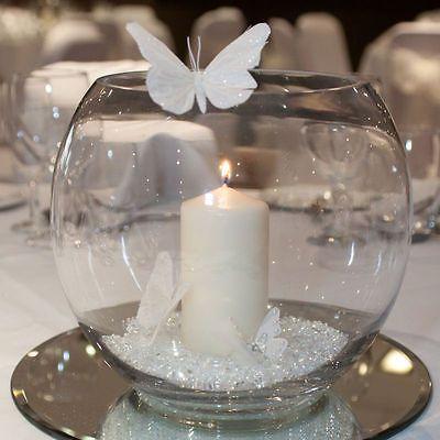 Multi Purpose Fish Bowls / Ornaments Decorative Candle Holders / Vases  Bargain