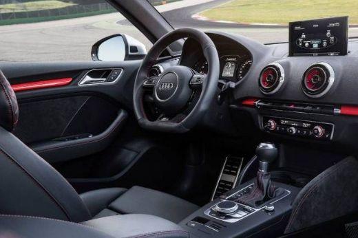 2018 Audi RS3 Interior