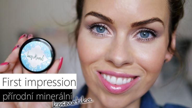 Full face | First impression - minerální přírodní kosmetika | První dojmy