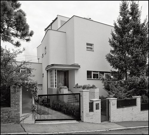 Functionalism Villa in Dejvice - Praha |  #2 | by d.teil