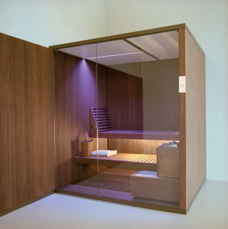 26 best Bad - Wellness - Box images on Pinterest Bathrooms - sauna im badezimmer