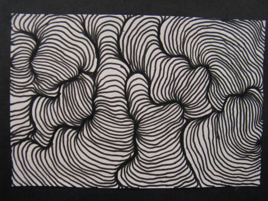 Drawing Using Curved Lines : Best curved lines images graphics