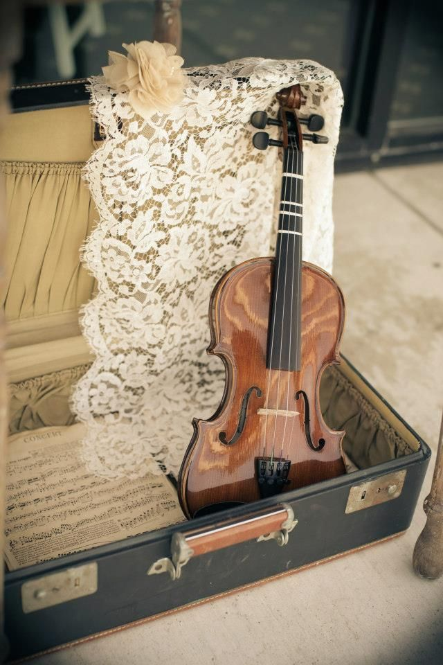 My wish is to have Erin Sower play the violin as I walk down the aisle :)