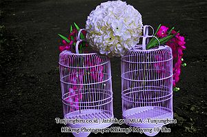 blog.klikmg.com - Rias Pengantin - Fotografi & Promosi Online : Prewedding Jati & Lilik    MUA & BUSANA : Tunjung ...