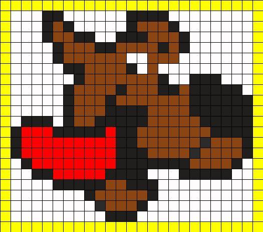 16 best Scooby doo images on Pinterest | Hama beads, Scooby doo ...