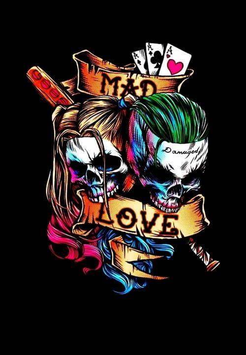 Untitled Harley Quinn The Joker Project Koko Elokuva Hd Cuevana