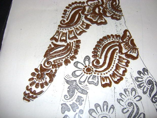 Mehndi 101 - How To Master The Art Of Mehndi In Just 4 ...