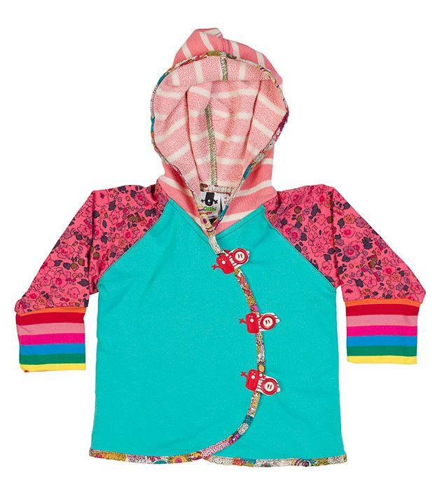 Brilliant Burst Hoodie, Oishi-m Clothing for Kids, Spring 2014, www.oishi-m.com