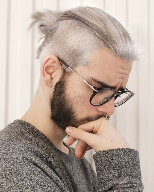 Hottest Grey Hairstyles 2016 for Men