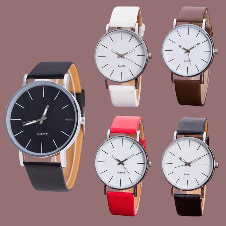 Band Material:Faux Leather. 1 X Wrist Watch. Dial Material:Mental. Dial Diameter:4cm,Thickness 0.8cm. Water Resistance Depth: No Waterproof.   eBay!