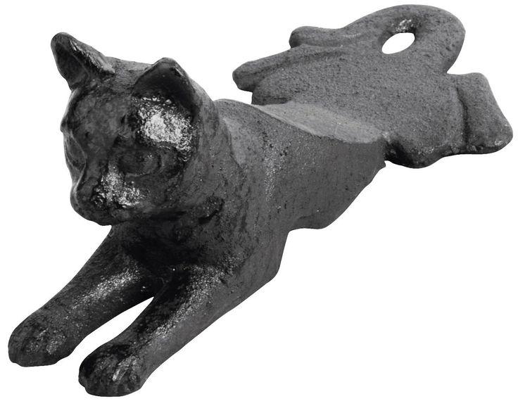 Amazon.com: Esschert Design Door Wedge Cat: Patio, Lawn & Garden