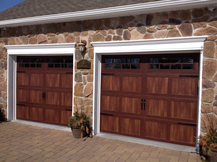 1000 Ideas About Residential Garage Doors On Pinterest