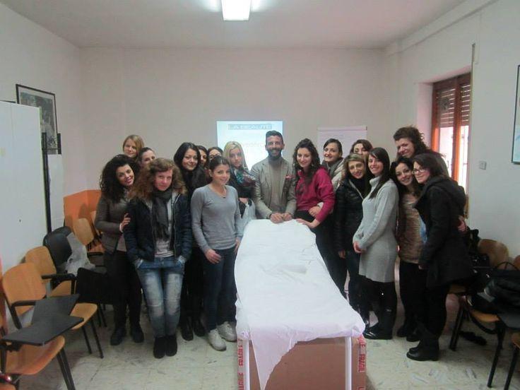 Mattinata di formazione con le allieve della Scuola La Piramide #training #formazione #allieve #students #beautytraining #pressoterapia #pressotherapy #presoterapia