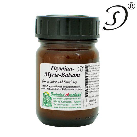 Thymian Myrte Balsam für Kind u. Säugling, 50ml