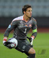 Fussball U21-Europameisterschaft 2011:  Yann Sommer (Schweiz)