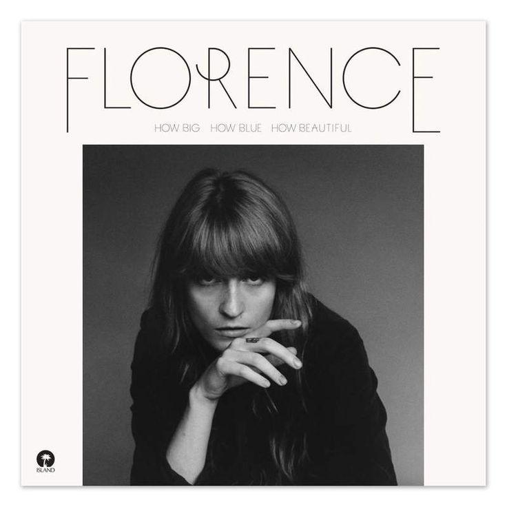 HUDBA | How Big, How Blue, How Beautiful Třetí studiová deska britské písničkářky Florence Welch