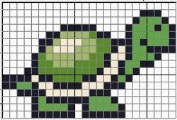 Ravelry: Turtle Chart pattern by Kody May Kline