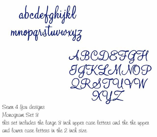 Hand Embroidery Letters Free Inviview