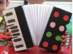 the accordion craft for kids