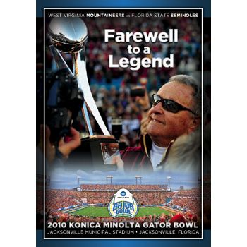 Bobby Bowden, Florida State Seminoles, Football, 2010 Gator Bowl