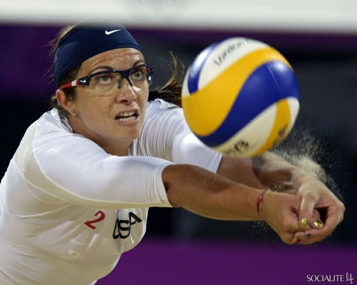Go MISTY! I will miss her in the Olympics.