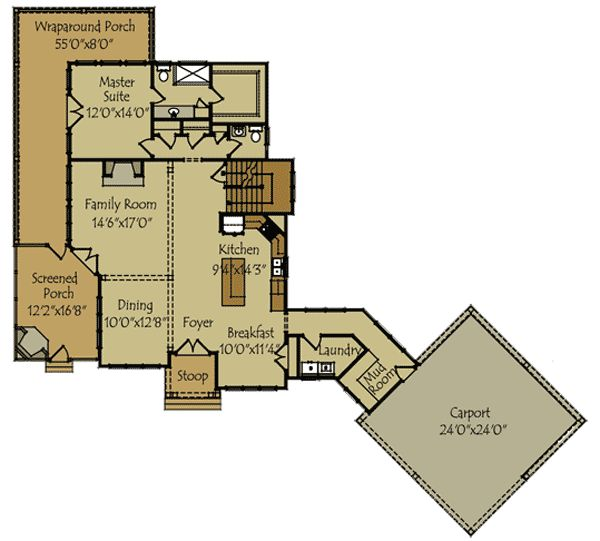 127 Best Images About House Plans On Pinterest