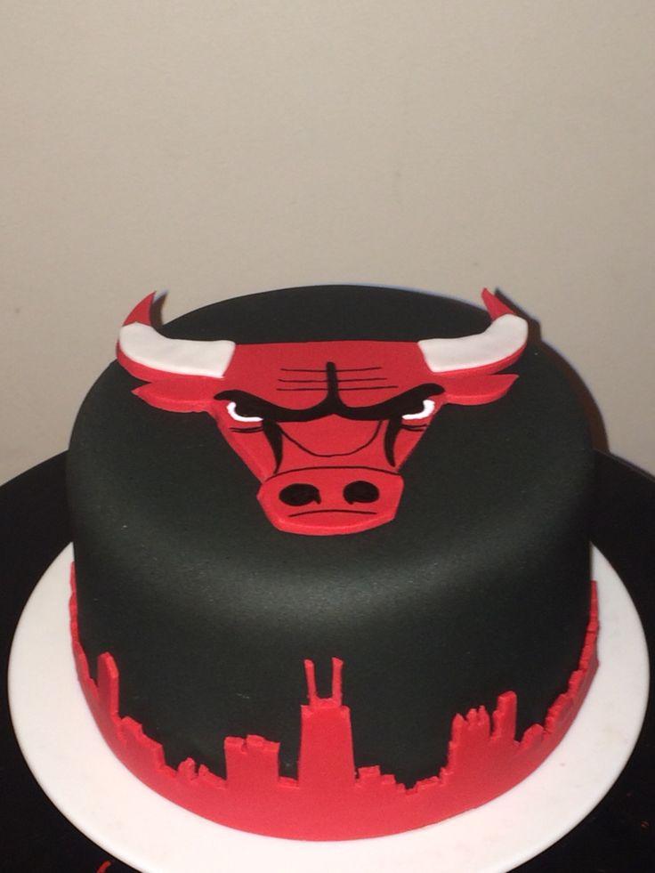 Chicago Bulls. Skyline