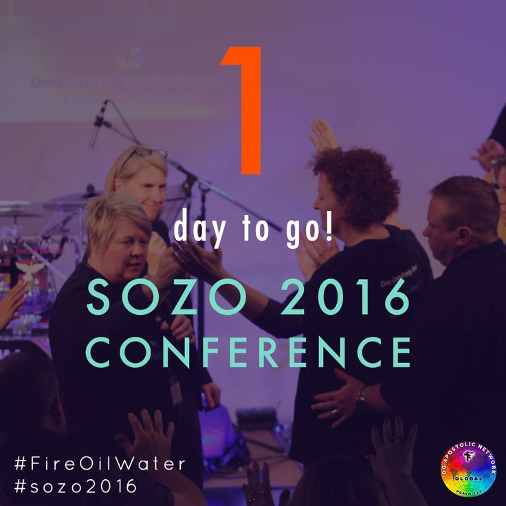 It's only 1 day to go until SOZO 2016! Can you feel it? #sozo2016 #FireOilWater #lgbt #gaychurch #gaychristian #allpeople #durban