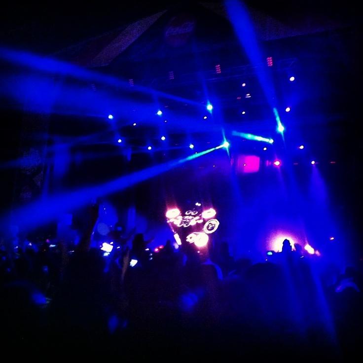 DeadMau5 - Parque O'higgins y Movistar Arena 6 y 7 de Abril 2013, Santiago de Chile.