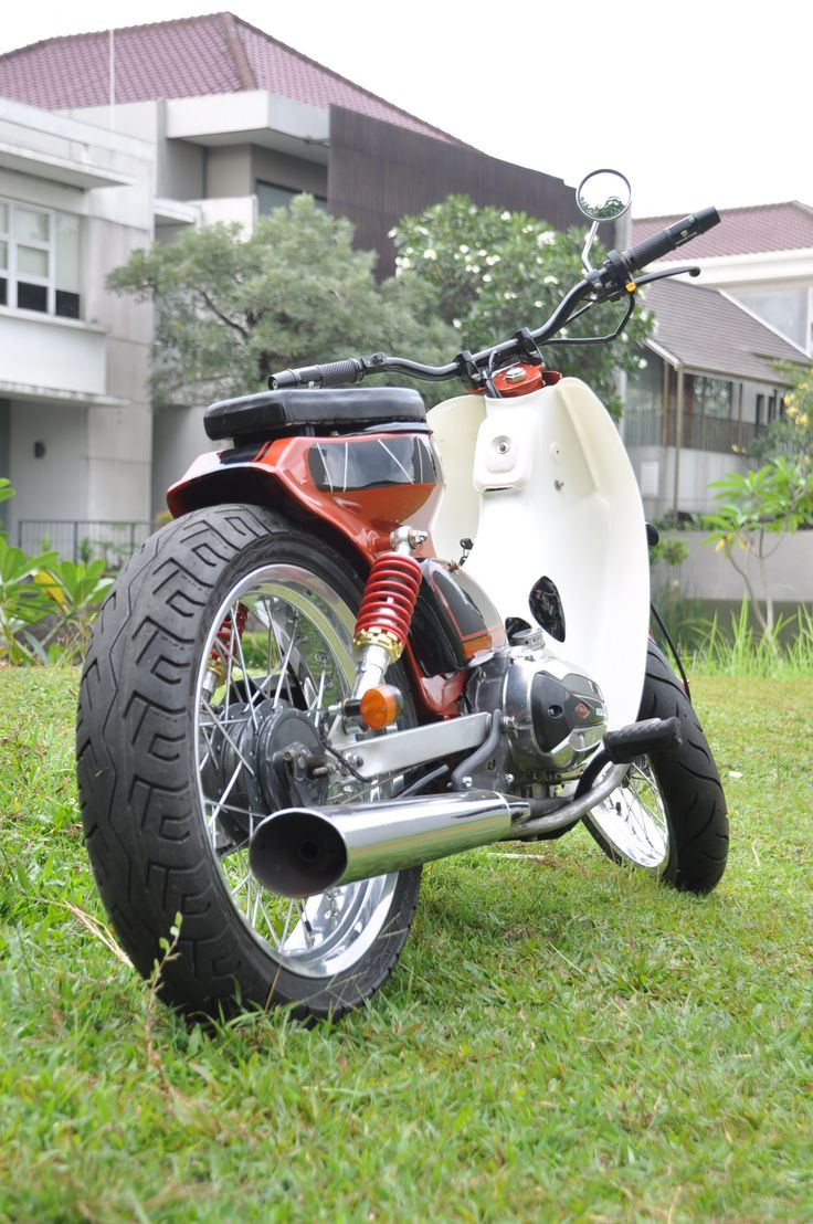 Matic Street Cub by Newspeed Garage