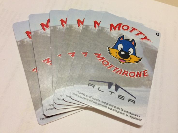 From @ValeBonetto desk: Sono arrivati i nuovi stagionali Altea per Mottarone Ski