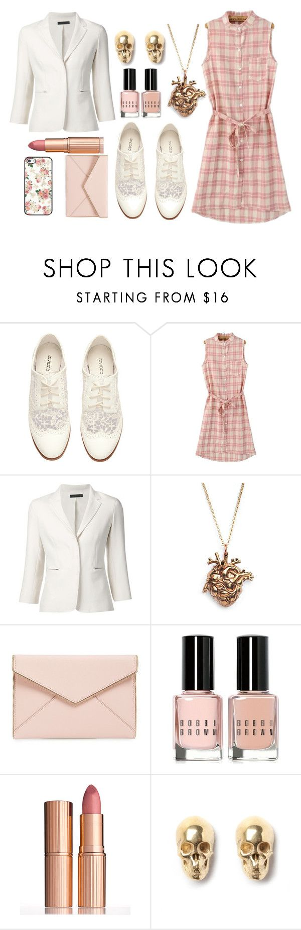 """""""You do count. You've always counted."""" by peregrinetook ❤ liked on Polyvore featuring H&M, The Row, Justine Brooks, Rebecca Minkoff, Bobbi Brown Cosmetics, Charlotte Tilbury, LeiVanKash and sherlock"""