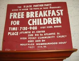 Black Panther Party Community Service 61