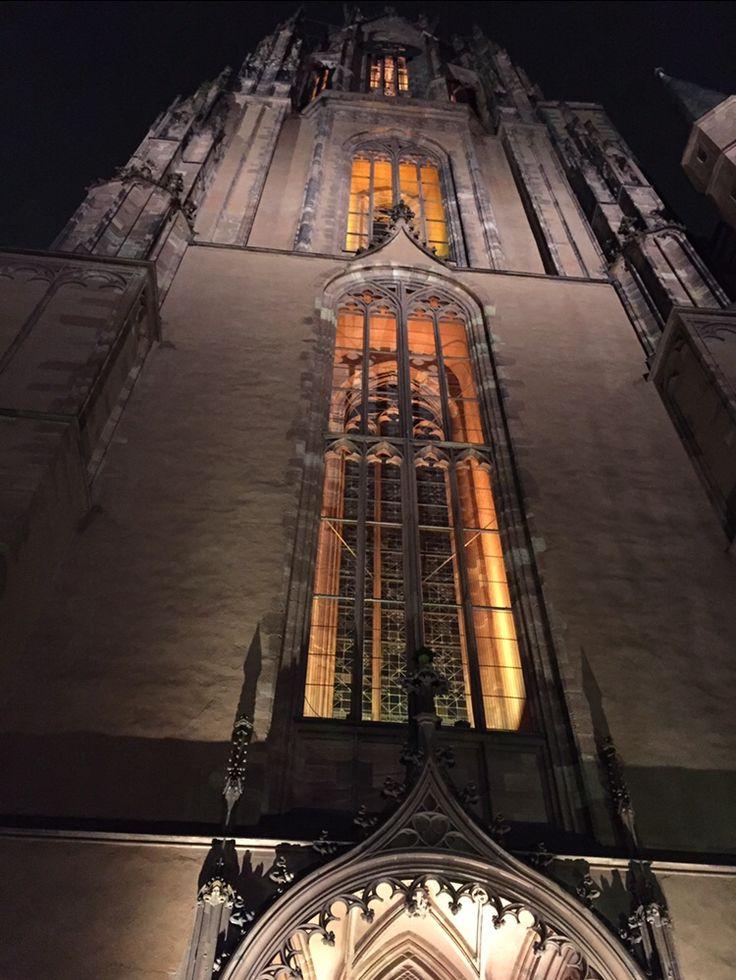 Frankfurt church